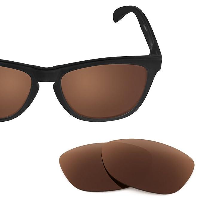 sunglasses restorer Lentes Polarizadas de Recambio Brown para Oakley Frogskins: Amazon.es: Deportes y aire libre