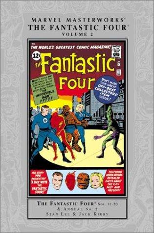 Marvel Masterworks: Fantastic Four Vol. 2 pdf epub