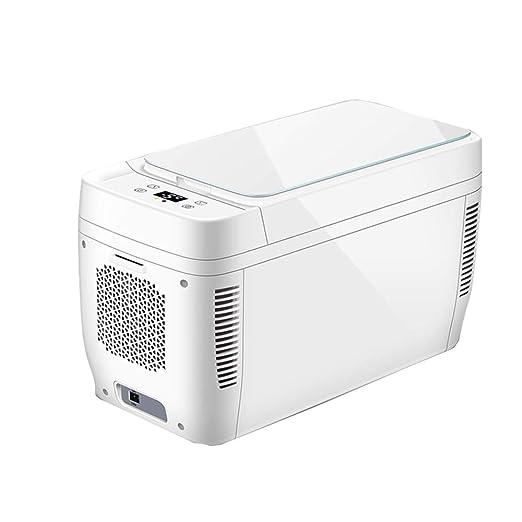 Refrigerador PortáTil para Autos De 11 litros Refrigerador Mini ...