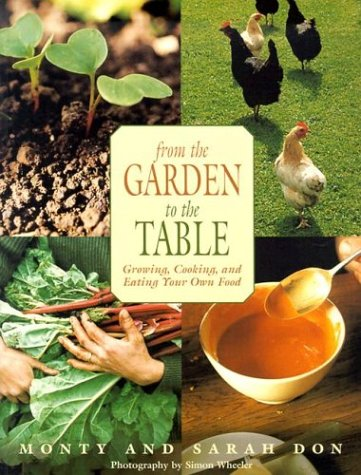 From the Garden to the Table: Growing, Cooking, and Eating Your Own Food