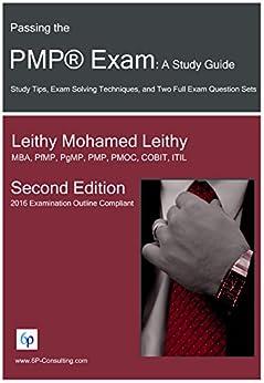 pmp exam study guide pdf