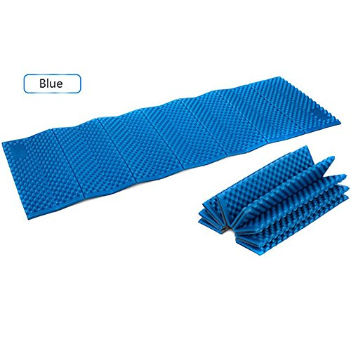Naturehike Camping Waterproof Outdoor Picnic Barbecue Foam Sleeping Pads (Blue)