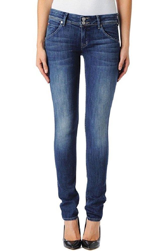Hudson Collin Skinny Jeans, Spyglass, 25