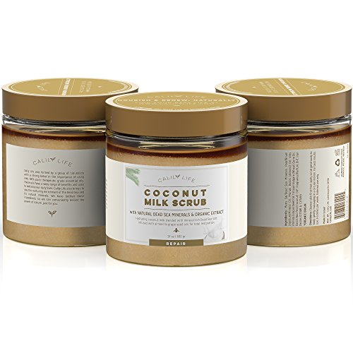 Coconut Face Scrub - 5