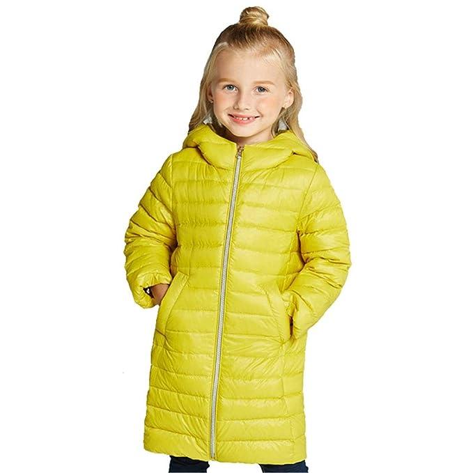 SIMPLE H Piumino per bambini autunno e inverno ragazzi e