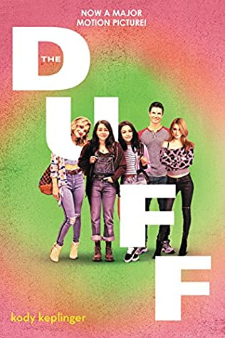 Image result for book cover the duff kody keplinger