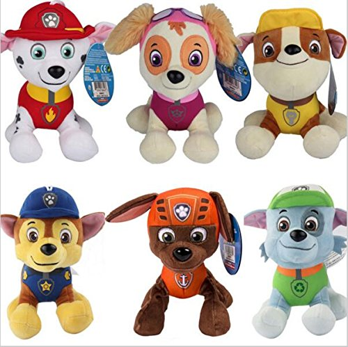 6pcs kids gift cartoon plush pet plush 8 set of 6 styles 6pcs kids gift cartoon plush pet plush 8 set of negle Gallery