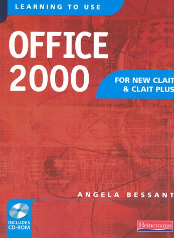 Learning to Use Office 2000 for New CLAIT and CLAIT Plus Student Book & CD-ROM pdf