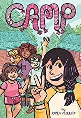 Raina Telgemeier and Frazzled fans, rejoice! Author-illustrator Kayla Miller is back with Olive in this emotional and honest story about navigating new experiences, learning to step outside one's comfort zone, and the satisfaction of b...