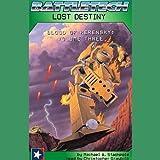 Bargain Audio Book - Battletech  Lost Destiny