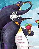 David, Fish and Penguins ..., Omar Turcios, 8415241941