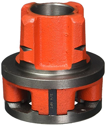 Ridgid 37045 Hand Threader Die Head for Model Number- 11R, Alloy, Right Hand, 3/4-Inch (3/4 Head Die)