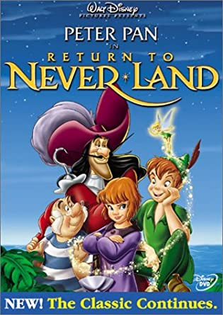 456bc9d78773 Amazon.com  Peter Pan in Return to Never Land  Blayne Weaver ...