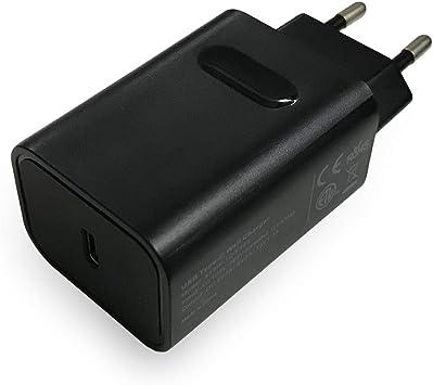 18W Cargador Rápido USB-C Power Delivery 2.0, Cargador USB PD Tipo ...