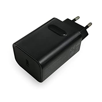 18W Cargador Rápido USB-C Power Delivery 2.0, Cargador USB PD Tipo C Cargador Móvil para iPhone XS/XS Max/XR/X/8/8 Plus,Galaxy S9/S9+/S8/S8+,Note 8/5, ...