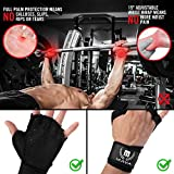 Mava Sports Ventilated Workout Gloves with