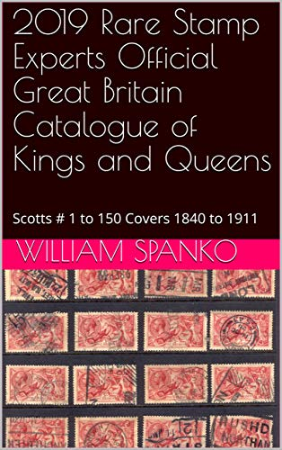 2019 Rare Stamp Experts Official Great Britain Catalogue for sale  Delivered anywhere in Canada