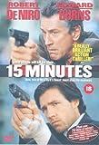 15 Minutes [DVD]