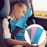 KATEVO Car Belt Pillow, Pack of 3, 3 Color Seat