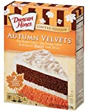 Duncan Hines Autumn Velvets Limited Edition Cake Mix 17.64 oz.