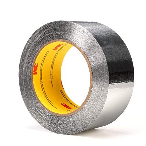 (3M 65856 Aluminum Foil Tape 34383 Silver, 2
