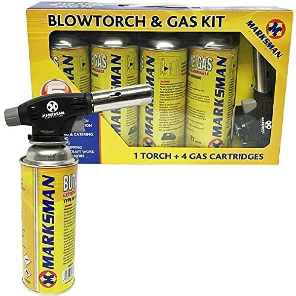 Compra Soplete quemador para botellas de gas butano ...