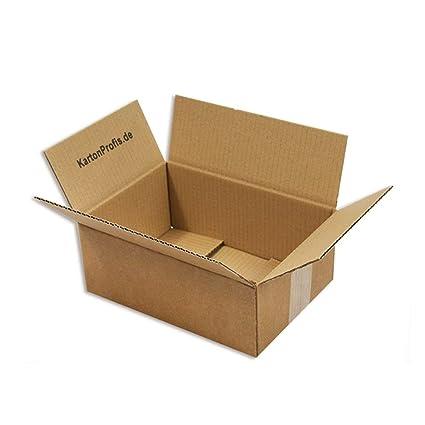 250X 175X 100mm-50 Cajas de Cartón para Envío de Paquetes ...