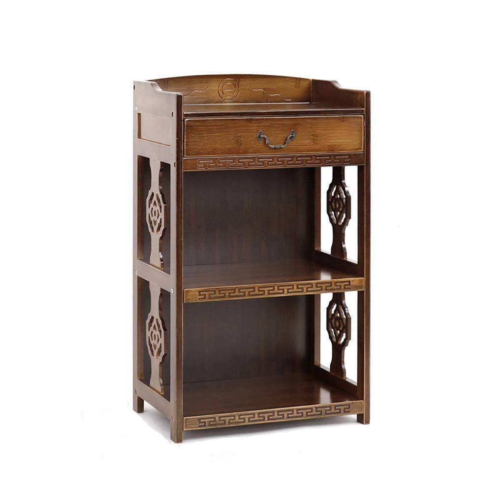 Size : S:28x42x82cm GXYGWJ Biblioth/èque Vintage Salon Plancher Biblioth/èque Casier Album Support De Stockage De Rack Pr/ésentoir 28x42x82cm /étag/ère /à livres