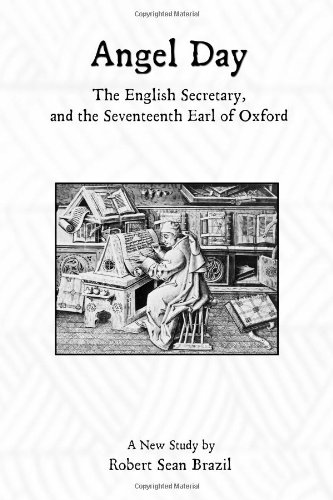 Angel Day, The English Secretary, and the Seventeenth Earl of Oxford ebook