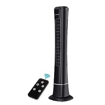 Tower Fan Turm Ventilator Hauptboden Ventilator Erschütterungs Kopf Desktop
