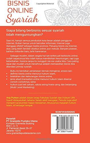 Bisnis Online Syariah Amazon De Arip Purkon Fremdsprachige Bucher