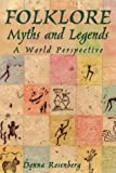 Folklore, Myths, and Legends, Donna G. Rosenberg and McGraw-Hill Staff, 084425763X