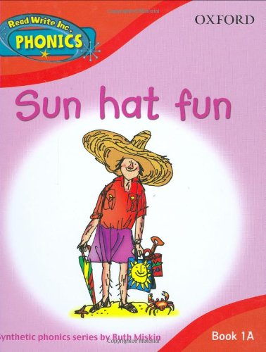Download Read Write Inc. Phonics: Sun Hat Fun Book 1a PDF