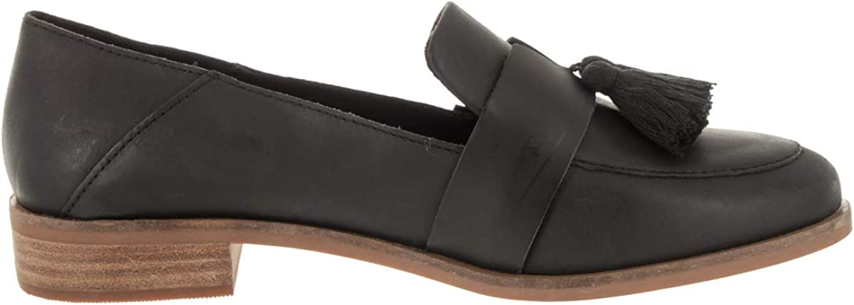 TOMS Estel Black Leather