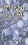 Front cover for the book Somberman's actie by Remco Campert