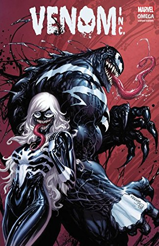 AMAZING SPIDER-MAN VENOM INC OMEGA #1 TYLER KIRKHAM LIMITED EDITION EXCLUSIVE VARIANT COVER B PREORDER SHIPS 3RD WEEK OF JANUARY COVER IMAGE NOT FINAL MARVEL COMICS - Exclusive Variant Cover