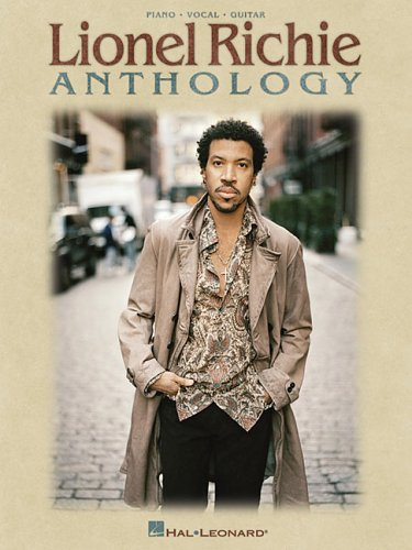 Lionel Richie Anthology (Piano/Vocal/Guitar Artist Songbook)