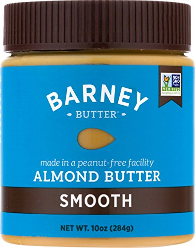 Barney Butter Almond Butter, Smooth, 10 Ounce