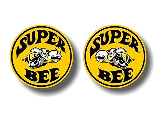 super bee decal - 6