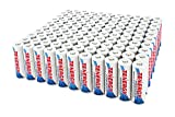100pcs Tenergy Premium AA 2500mAh High Capacity NiMH Rechargeable Batteries