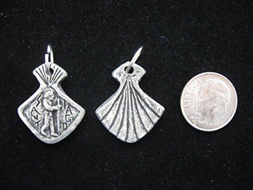 st-jamespatron-of-walkers-runners-pilgrims-handmade-medal