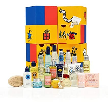 Calendario Avvento Occitane.L Occitane Lusso Calendario Dell Avvento Amazon It Bellezza