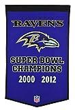 NFL Baltimore Ravens Dynasty Banner