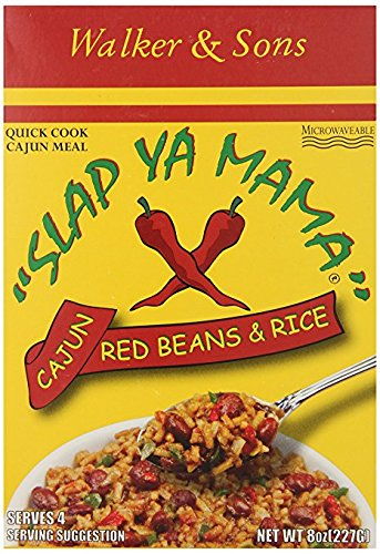 Slap Ya Mama Walker & Sons Slap Ya Mama Red Beans & Rice Mix, 8 oz