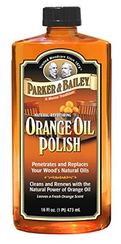 - Parker & Bailey Orange Oil 16oz