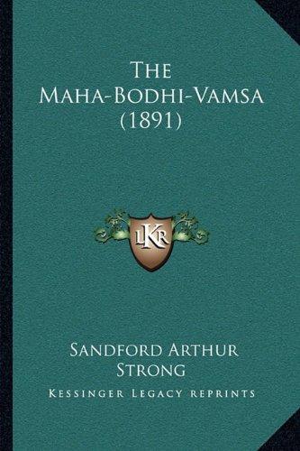 Download The Maha-Bodhi-Vamsa (1891) pdf epub