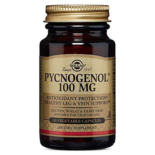 Solgar - Pycnogenol 100 mg, 30 Vegetable Capsules