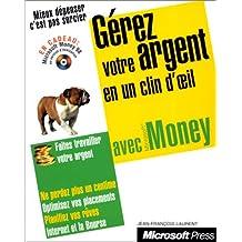 gerez votre argent en un clin d'oeil avec microsoft money 98