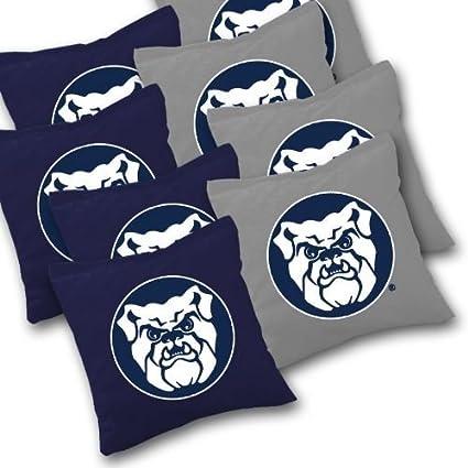 BUTLER BULLDOG UNIVERSITY BASKETBALL Cornhole Bean Bags 8 ACA Toss Bags