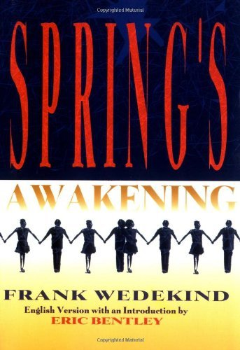 spring awakening essay questions The following essay on spring awakening was originally published in the  of  the child in questions of such elmental importance to health and well-being.